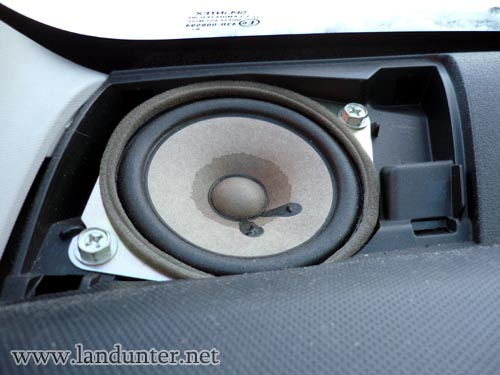 Original Front-Lautsprecher